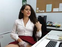 My Secretary Is Insatiable Today...