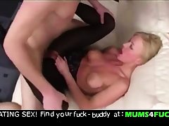 Mom and son! Unbelievable fisting and anal drill !