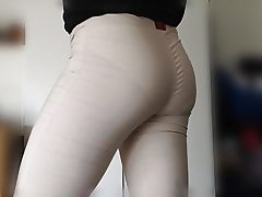 Budge ass pantie line - part 3