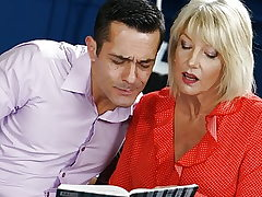 Gilf pulverizes a younger student