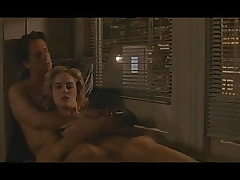 Sharon stone bang-out scene and booty (from basic instint)